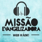 Logo da emissora Rádio Missão Evangelizadora