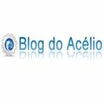 Logo da emissora Rádio Web Blog do Acélio