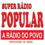 Logo da emissora Super R�dio Popular