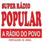 Logo da emissora Super Rádio Popular