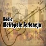 Logo da emissora R�dio Metr�pole Sertaneja