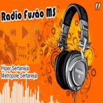 Logo da emissora Rádio Fusão MS