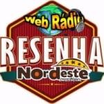 Logo da emissora Web Rádio Resenha do Nordeste