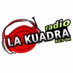 Logo da emissora Radio La Kuadra 92.5 FM