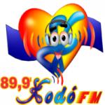 Logo da emissora Rádio Xodó 89.9 FM