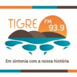 Logo da emissora Rádio Tigre 93.9 FM