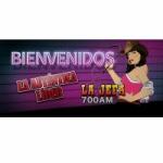 Logo da emissora Radio WDMV La Jeva 700 AM