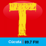 Logo da emissora Radio Tropicana 89.7 FM