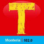 Logo da emissora Radio Tropicana 102.0 FM