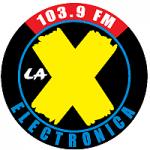 Logo da emissora Radio La X Electr�nica 103.9 FM