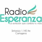 Logo da emissora Radio Esperanza 1140 AM