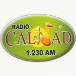 Logo da emissora Radio Calidad 1230 AM
