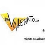Logo da emissora Radio 123 Vallenato