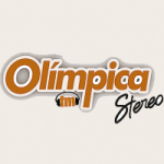 Logo da emissora Radio Olimpica Stereo 90.5 FM
