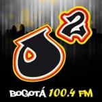 Logo da emissora Radio Oxígeno 90.1 FM