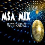 Logo da emissora Rádio MSA Mix