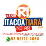 Logo da emissora Rádio Itacoatiara FM