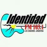 Logo da emissora Radio Identidad 103.1 FM