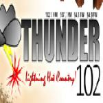 Logo da emissora WDNB 102.1 FM