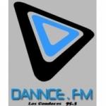 Logo da emissora Radio Dannce 95.3 FM
