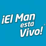 Logo da emissora Radio El Man Esta Vivo 1370 AM