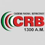 Logo da emissora Radio Cadena Radial Boyacense 1300 AM