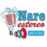 Logo da emissora Radio Nare Estéreo 89.4 FM