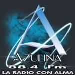Logo da emissora Radio Azulina 88.4 FM