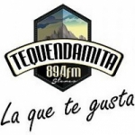 Logo da emissora Radio Tequendamita Stereo 89.4 FM