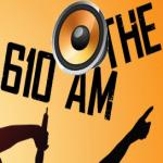 Logo da emissora KOJM 610 AM