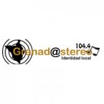 Logo da emissora Radio Granada Stereo 104.4 FM