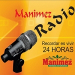 Logo da emissora Radio Manimez