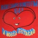 Logo da emissora Rádio Campo Bonito 104.9 FM