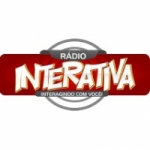 Logo da emissora Rádio Interativa Na Web