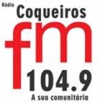 Logo da emissora R�dio Coqueiros 104.9 FM