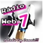 Logo da emissora R�dio Web 7