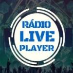 Logo da emissora Rádio Live Player