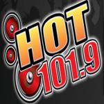 Logo da emissora KRSQ 101.9 FM