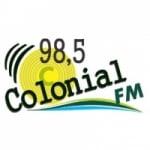 Logo da emissora R�dio Colonial 98.5 FM