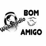 Logo da emissora Rádio Bom Amigo