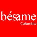 Logo da emissora Radio Bésame Colombia Baladas