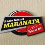 Logo da emissora Rádio Gospel Maranata