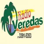 Logo da emissora R�dio Veredas