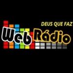 Logo da emissora R�dio Deus Que Faz