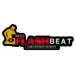Logo da emissora Rádio Flash Beat