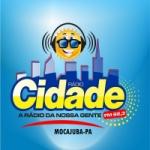 Logo da emissora R�dio Cidade 92.3 FM