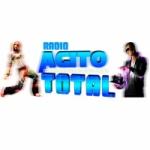 Logo da emissora Rádio Agito Total