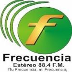 Logo da emissora Radio Frecuencia Est�reo 88.4 FM