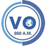 Logo da emissora Radio Voces de Occidente 860 AM