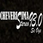 Logo da emissora Radio Cheverisíma Stereo 93.0 FM